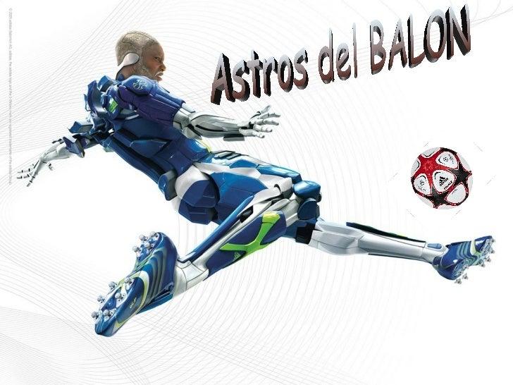 Astros del BALON