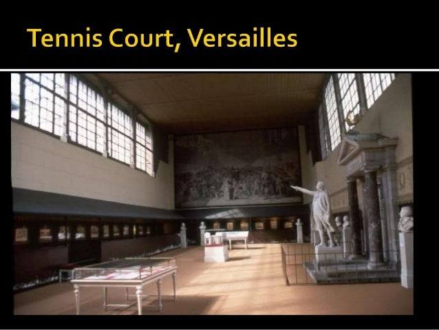 Ppt 7 The National Assembly Tennis Court Oath Fall Of The Bastille