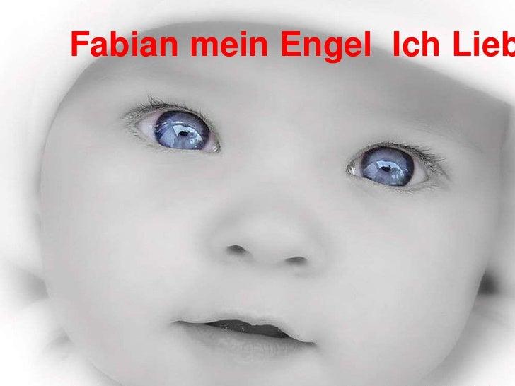 Fabian mein Engel Ich Lieb