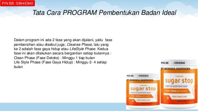 patch - program penurunan berat badan
