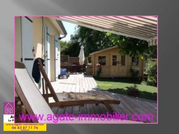 A Vendre Maison Contemporaine Sud Gironde 33