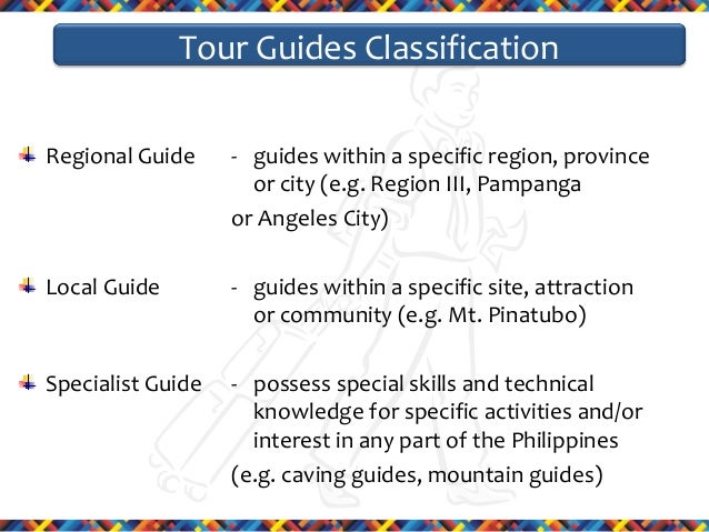 Ppt accreditation standards tour guides.