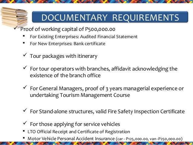 Ppt accreditation standards travel agencies