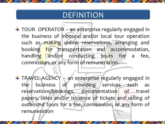 define outbound tour operators