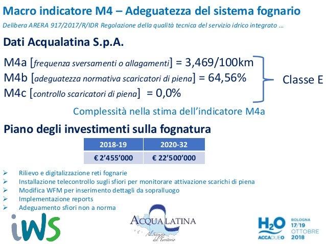 Servizio di monitoraggio quali-quantitativo delle portate della rete fognaria del Comune di Gaeta (LT) finalizzato alla ricerca delle acque parassite ed alla modellazione numerica Slide 3