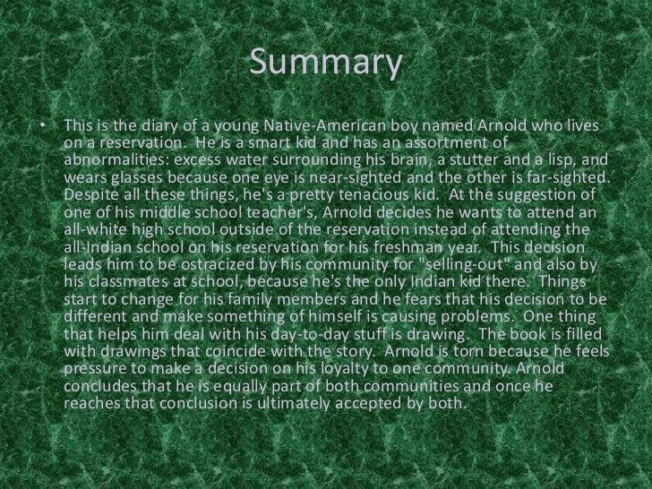 flight sherman alexie summary