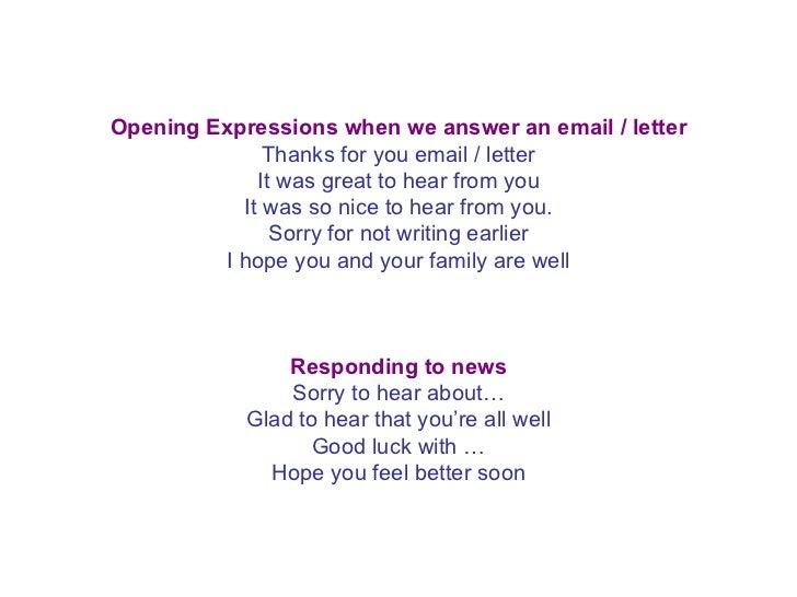 Ppt an informal letter 6 ccuart Gallery