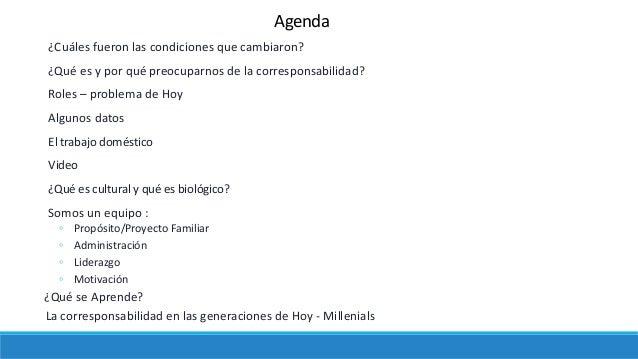 """CORRESPONSABILIDAD: """"UN DESAFÍO EN LA EDUCACIÓN FAMILIAR"""" Slide 2"""