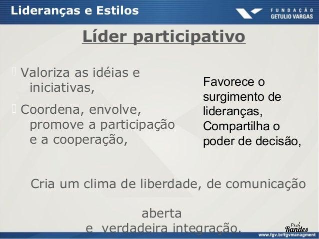 LIDERAR É ...                     INFLUENCIARGestão & Liderança                    Prof. Randes Enes