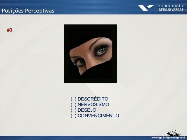 Posições Perceptivas #5                       (   ) DESESPERANÇA                       (   ) ALÍVIO                       ...