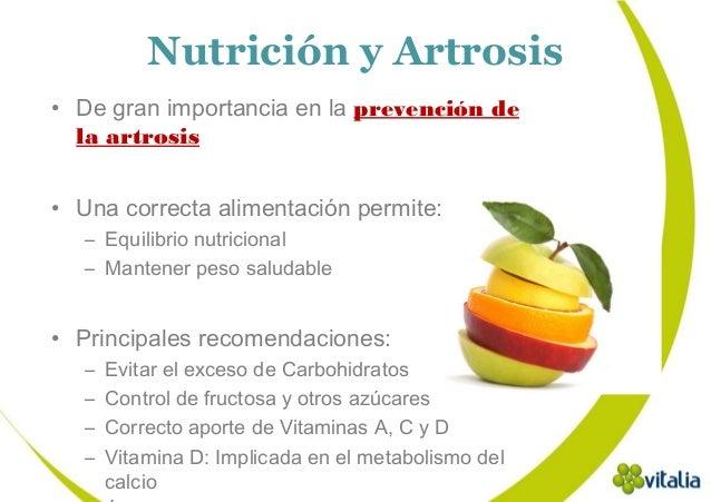 Ppt artrosis por vitalia centros de dia - Alimentos para mejorar la artrosis ...