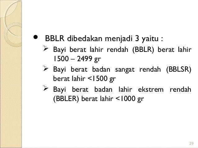 PPT Asuhan BBL Patol (hipotermi, hipertermi, dehidrasi ...