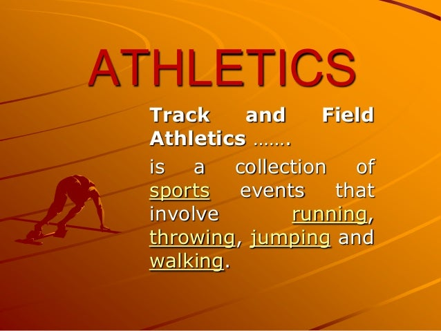 ppt athletics