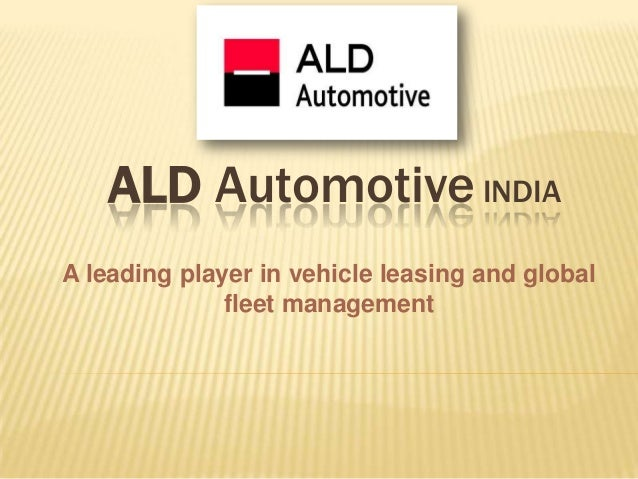 ald automotive india car leasing and fleet management company. Black Bedroom Furniture Sets. Home Design Ideas