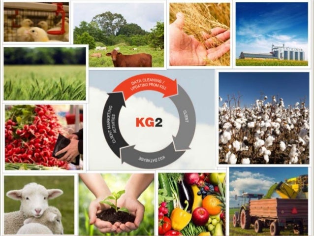 The largest information warehouse on Australian farmers The KG2 Database consisting of 135,000 farm records maintains thei...