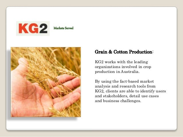 Extensive & Intensive Livestock: KG2 provides rich detail, and cost effective solutions enhancing your data with already c...