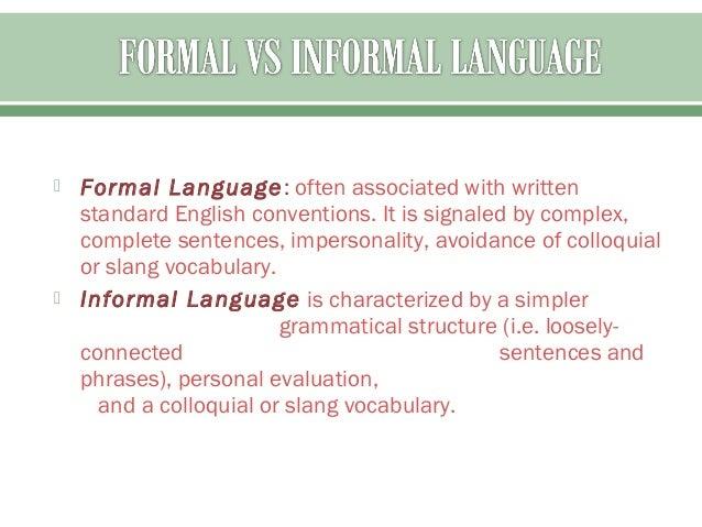 Formal and informal letter writing informal 5 a formal letter altavistaventures Images