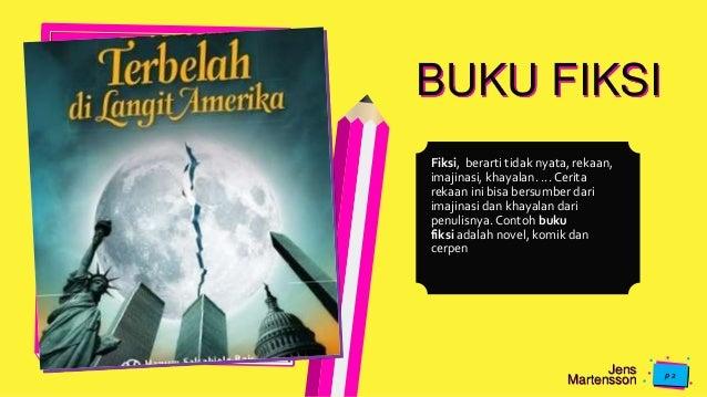 Tugas Ppt Bahasa Indonesia Buku Fiksi Dan Non Fiksi