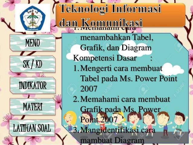 Ppt bab 3 membuat tabel 6 1 ccuart Image collections