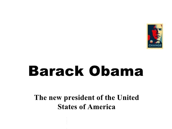 Barack obama powerpoint template, backgrounds | 07556.