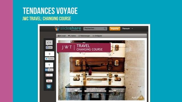 Tendances voyage JWC Travel: Changing Course Peer powered travel