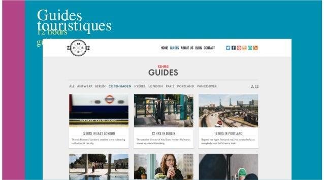 Guides touristiques12 hours guides