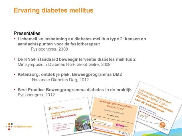 klachten bij diabetes type 2
