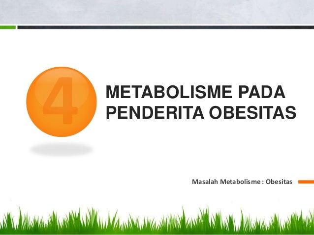 Masalah Obesitas pada Remaja