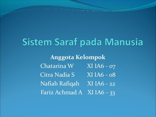 Anggota KelompokChatarina W     XI IA6 - 07Citra Nadia S   XI IA6 - 08Nafiah Rafiqah XI IA6 - 22Fariz Achmad A XI IA6 - 33
