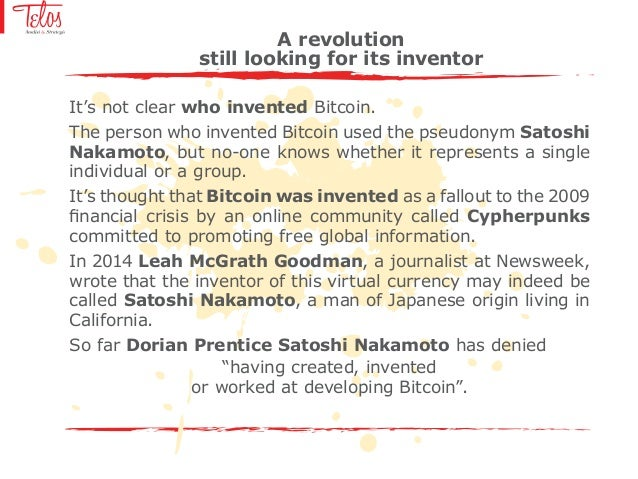 """Introduction To Virtual Currency """"Bitcoin"""""""