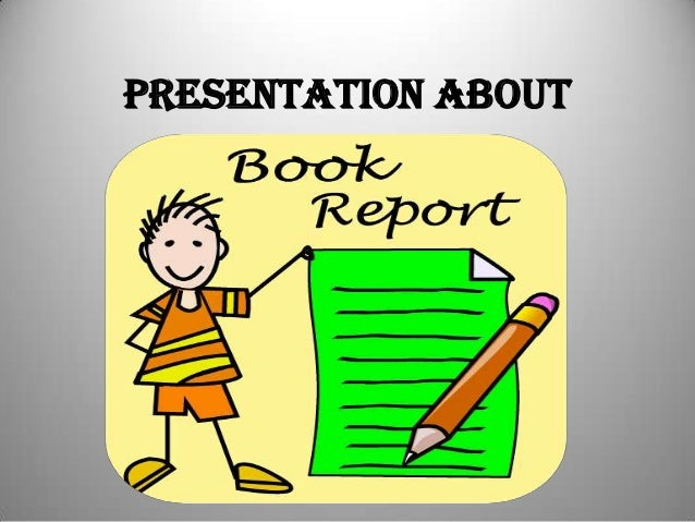 book talk powerpoint examples