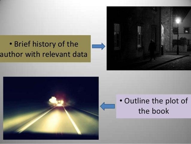 book report powerpoint