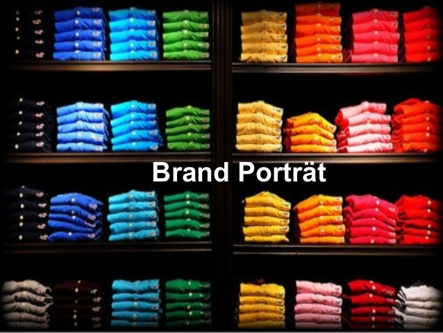 Brand Porträt Brand Porträt