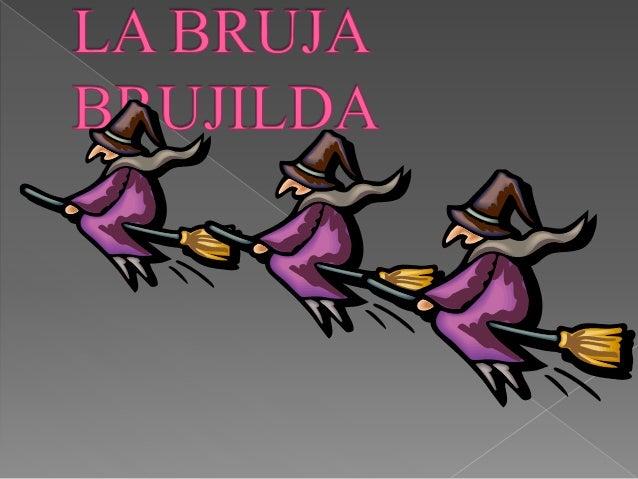 La tarde del 26 de octubre vino a visitarnos al cole alguien muy especial, ¡la bruja Brujilda!. Nos habló un poquito de la...
