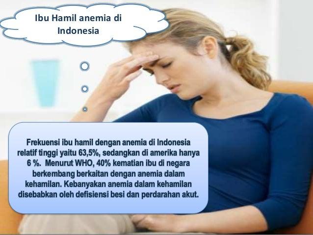 Anemia dalam kehamilan |authorstream.
