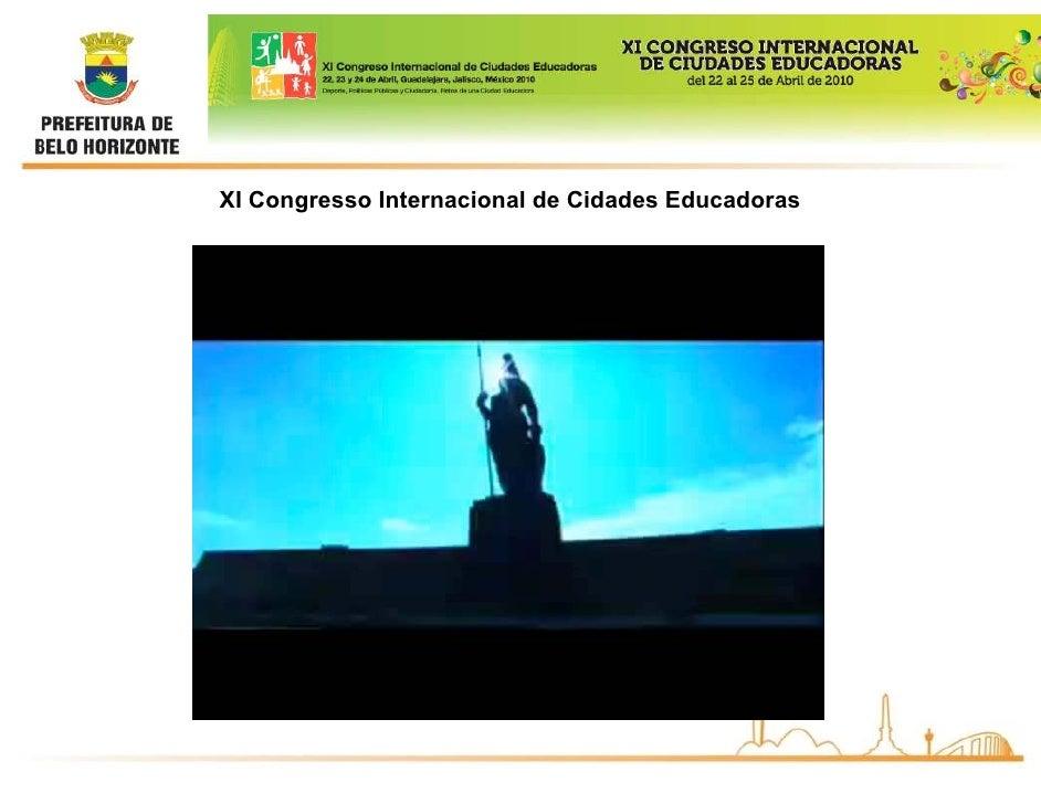 XI Congresso Internacional de Cidades Educadoras