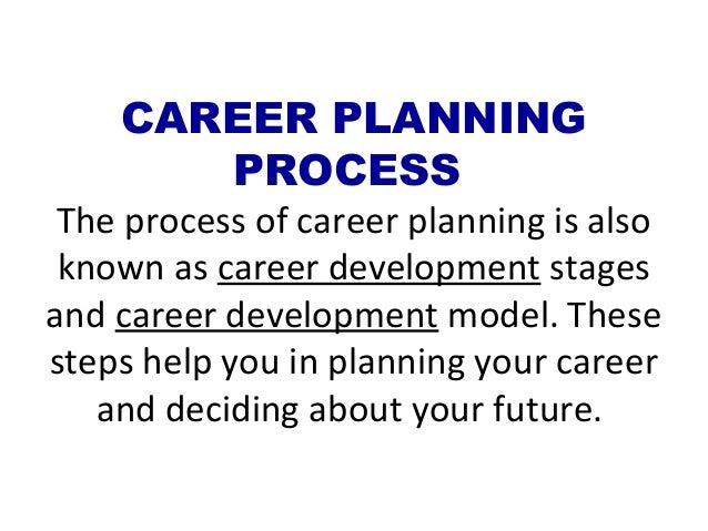 Ppt career planning in business lecture # 02 (07.01.15)