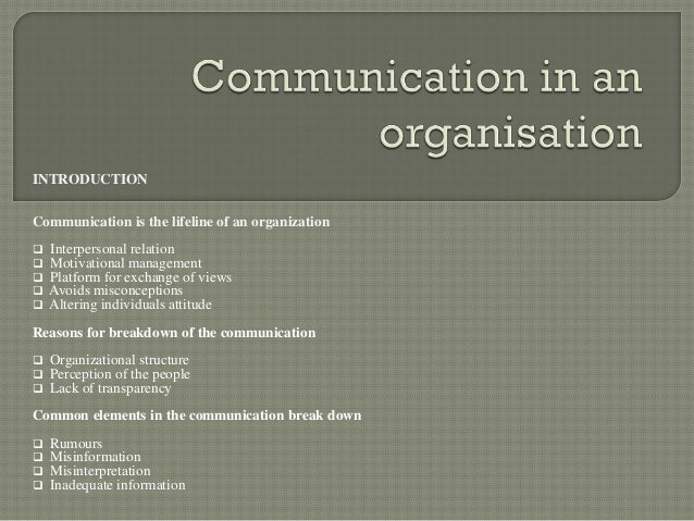 case study on communication breakdown at city hospital ppt