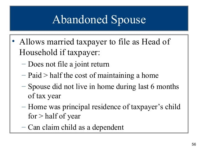 can a single parent file head of household However, if the qualifying person is your dependent parent, he or she doesn't have to live with you single, or head of household filing status.