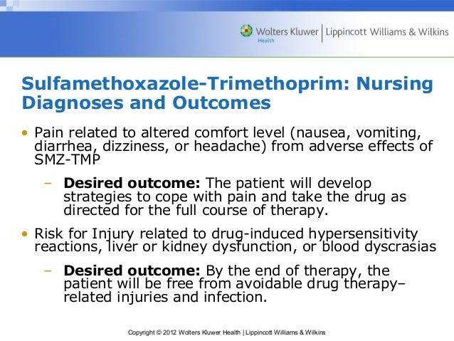 Trimethoprim Sulfamethoxazole Pregnancy