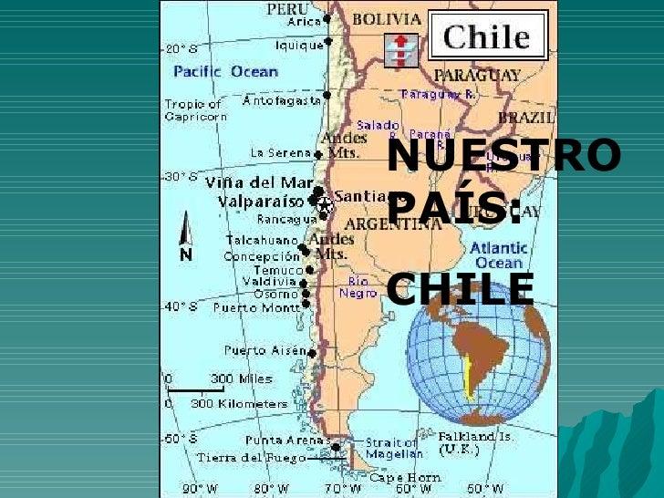 NUESTRO PAÍS: CHILE