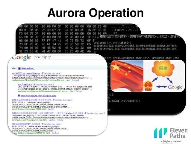 Aurora Operation