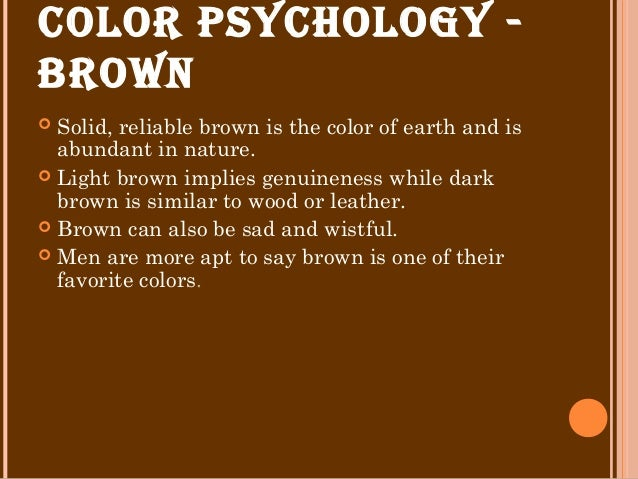 Ppt Of Color Theory