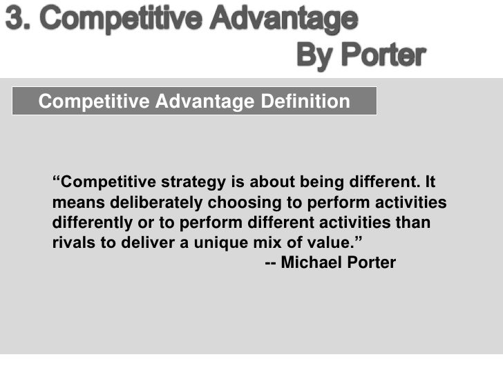 strategy competition and performance in different A critique of competitive advantage jeremy klein, scientific generics, cambridge, cb2 5gg, uk +44 1223 875200, fax +44 1223 875201 jklein@scigencouk strategy.