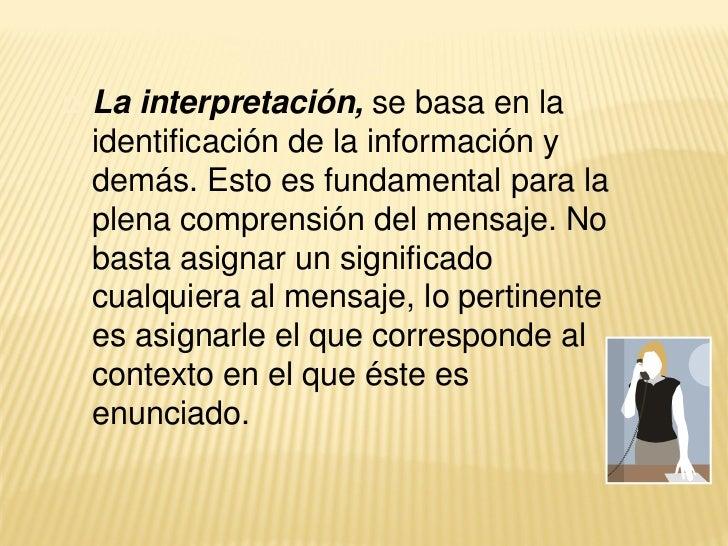    INTRAPERSONAL:            INTERPERSONAL:   Es la que realiza la      Es la que se realiza    persona consigo       ...