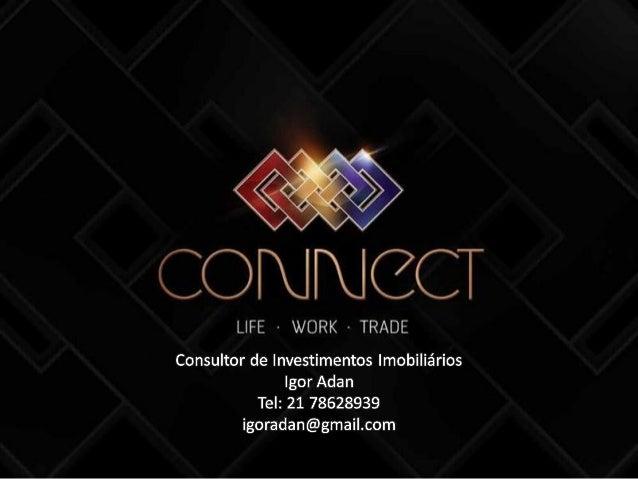 Pré Lançamento - CONNECT - Construtora MR2 - Taquara