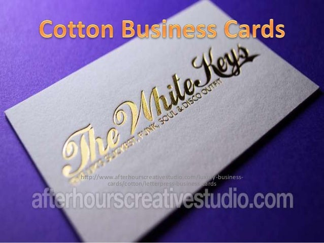 Letterpress cotton business cards created on thick 600gsm httpafterhourscreativestudioluxury business cards types of cotton colourmoves Image collections