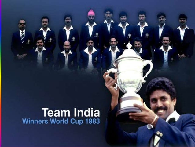 ppt india world cup cricket wins