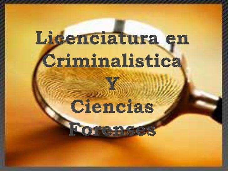 CONTENIDO CRIMINALÍSTICA        LABORATORIOS DACTILOSCOPIA RECONOCIMIENTO  FOTOGRÁFICO INSPECCIÓN TÉCNICA  OCULAR