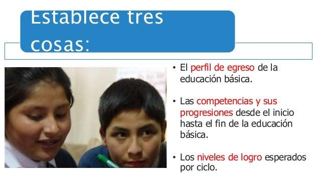 Esta en concordancia con: • Los fines y principios de la educación peruana. • Los objetivos de la educación básica. • El P...
